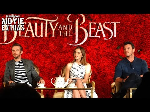 Beauty and the Beast | Complete Press Conference with cast,