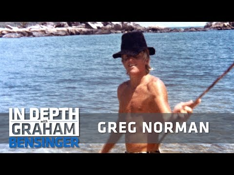 Greg Norman: Great white shark dragged us 9 miles