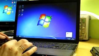 Ремонт ноутбука Toshiba Satellite C50-A-L3K - не включается! Привет мастерской из Брянска