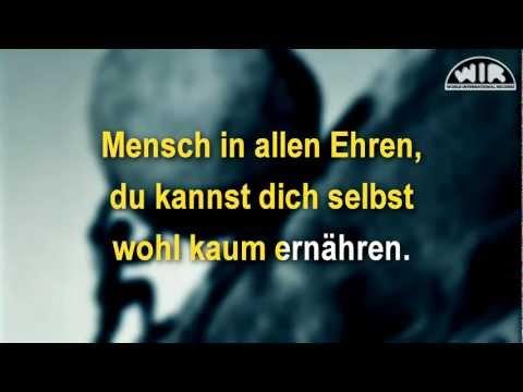 Mensch (Karaoke)