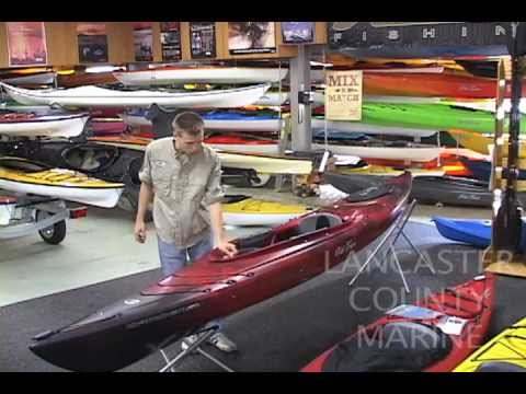Old Town Kayaks- Camden 120 Kayak Overview - YouTube
