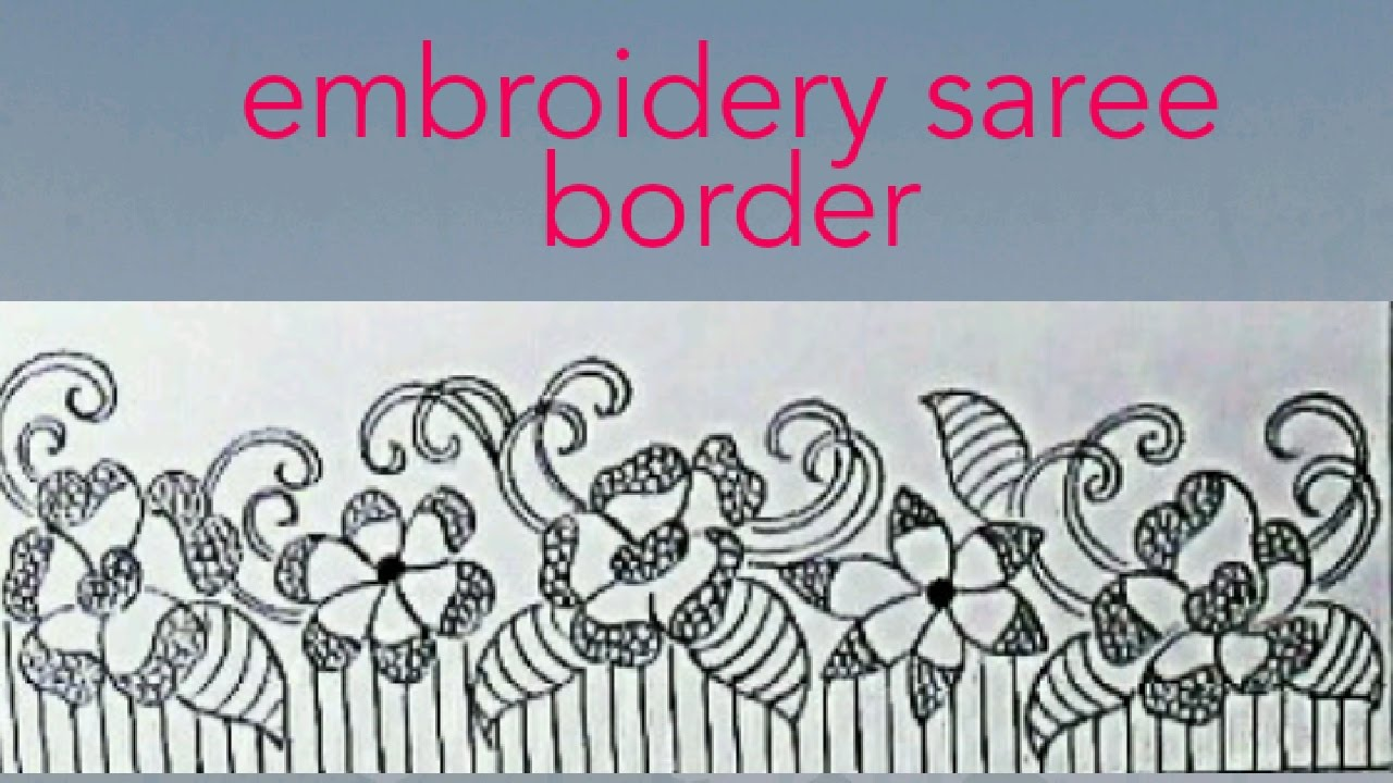 Free hand designs for embroidery draw pencil art youtube free hand designs for embroidery draw pencil art bankloansurffo Gallery