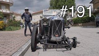 Etappe 2, naar Rome, Mille Miglia #191