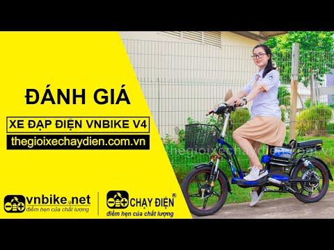 Xe đạp điện Vnbike V4