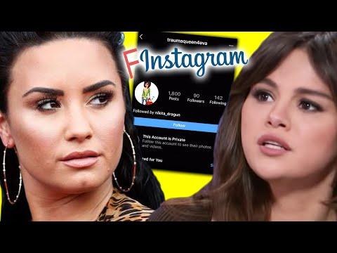 Demi Lovato Cancelada Por Criticar a Selena Gomez Amigos La Defienden