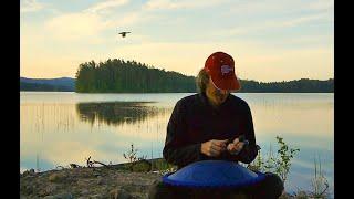 Flying duck sunrise session - Rav Vast G Pygmy 432 Hertz Tonguedrum