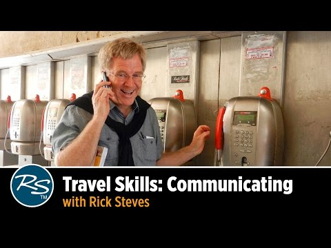 European Travel Skills: Communicating