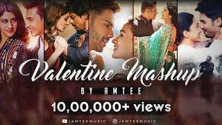 Valentine Mashup 2021 | Amtee | Love Mashup | Romantic Mashup Valentine Special | Love Songs 2021