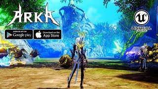 ARKA (아르카) MMORPG UNREAL ENGINE 4 GAMEPLAY