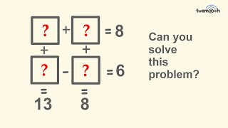 Can you solve this tricky math problem?