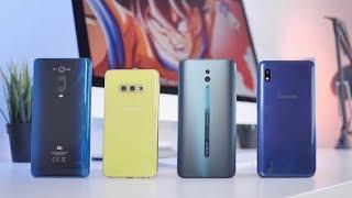 TOP 10 najbardziej OPŁACALNYCH smartfonów (2019/ Q2)
