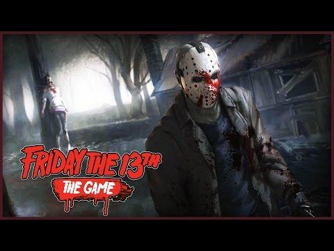 Friday the 13th - Virtual Cabin  - O Jason Esta Chegando!!!