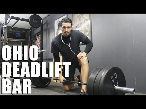 Why I Bought The Rogue Ohio Deadlift Bar | Review
