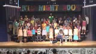 4th Grade Great Lakes Song & Nils Shofer Dance