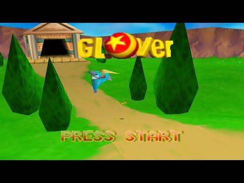 Glover (N64) – 100% Longplay (No Damage)