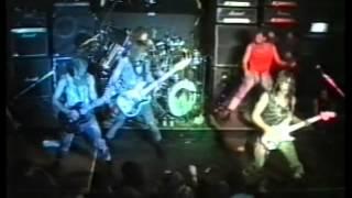 Satan - Eindhoven Dynamo 1986