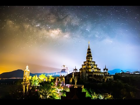 True Beauty.... Doesn't Ask for Attention (Thailand Milky Way HD)