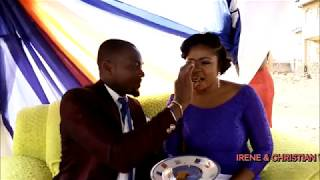 AMBASSADOR TIE THE KNOT IN GRANT STYLE - 2018 CELEBRITY WEDDING