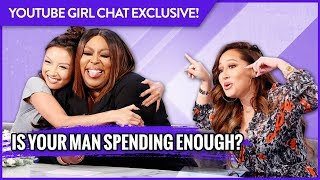 WEB EXCLUSIVE: Is Your Man Spending Enough on You?