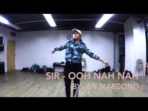 Ooh Nah Nah - SiR Ft. Masego | Jennifer Margono Choreography @jenetic