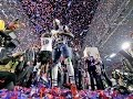 'Inside the NFL': Patriots celebrate Super Bowl XLIX victory