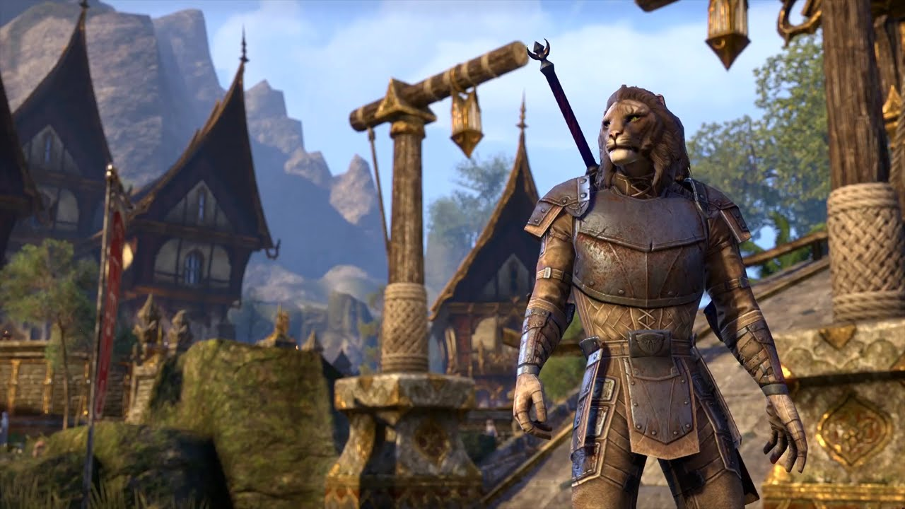 Used copies of The Elder Scrolls Online on PS4 and Xbox One