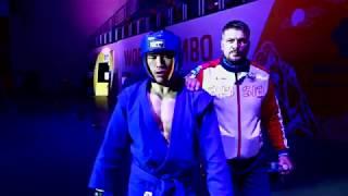 Финальная встреча Степана Кобенова на чемпионате мира по боевому самбо 2019, Ю.Корея