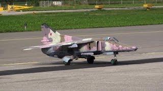 MiG-27M JET WORLD MASTERS 2013