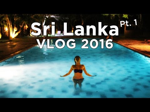 Sri Lanka Travel Vlog - Part 1 | Bosslady Shruti
