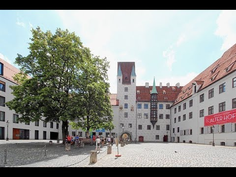 Places to see in ( Munich - Germany ) Alter Hof