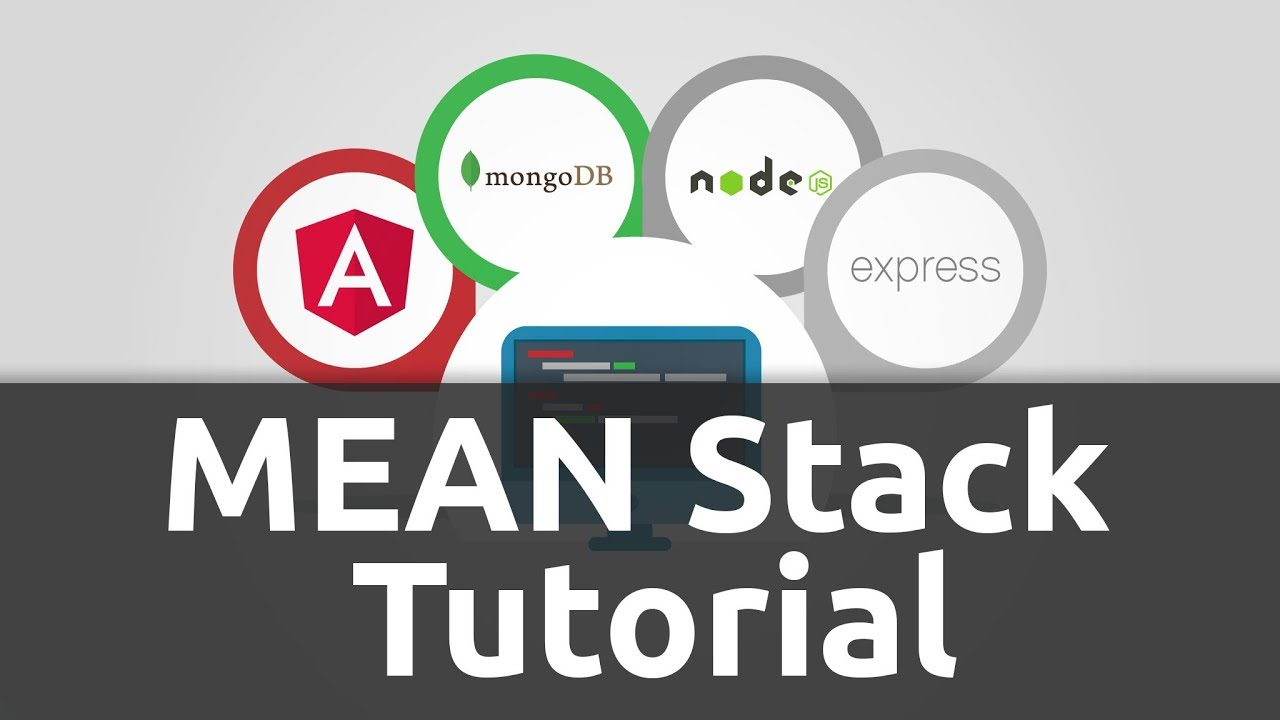 Angular - Node - MongoDB & Express (MEAN) Tutorial for Beginners - Getting Started