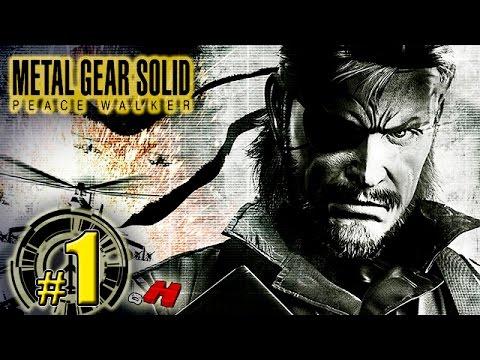 Metal Gear Solid Peace Walker #1 Snake: o Lendário Big Boss (Legendado em PT BR)