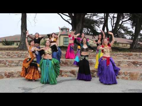 Jamaica's Belly Dancers | Dance Number From Vowels Short Film