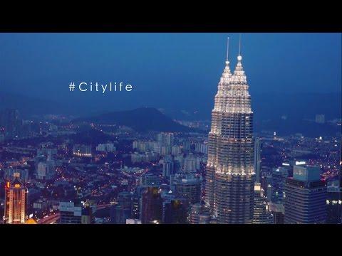 Kuala Lumpur - Travel of Life : Street food, Cafes, Night Market, City life.