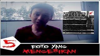 5 FOTO YANG MENGERIKAN !!! | Horror Stories #AMSP - #2