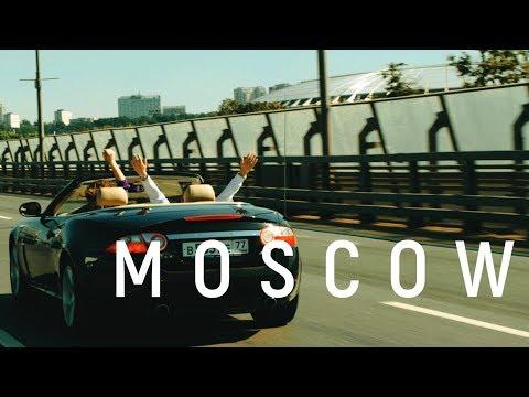 Смотреть клип Виктория Ильинская & Саша Калиюга - Москва