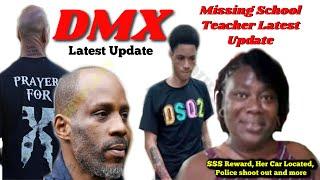 Missing Teacher Nattalie Dawkins and Hospitalized Rapper DMX Latest Update