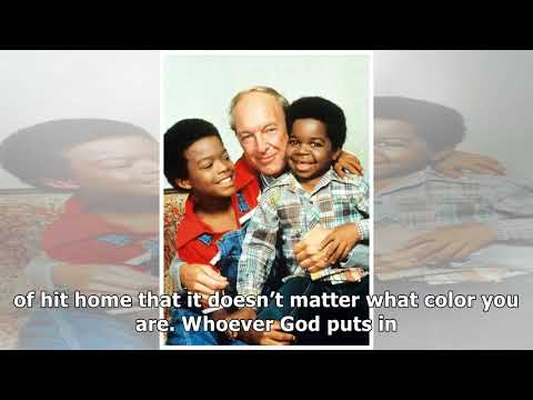 Todd bridges on tv dad conrad bain he treated me better than my own father