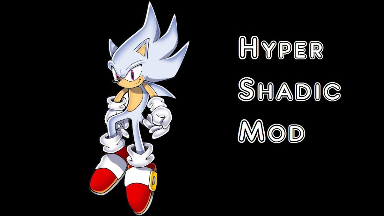 Sonic Generations PC - Rooftop Run w/ Hyper Shadic Mod ...