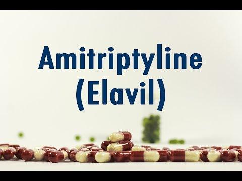 Amitriptyline (Elavil) : Meds Made Easy (MME)