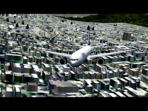Kai Tak Airport Scenery for FSX - Fly Away Simulation