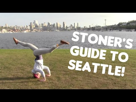 Stoner's Guide to Seattle!