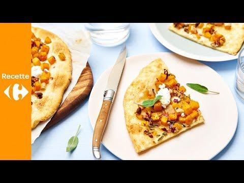 pizza-à-la-butternut,-sauge-et-ricotta