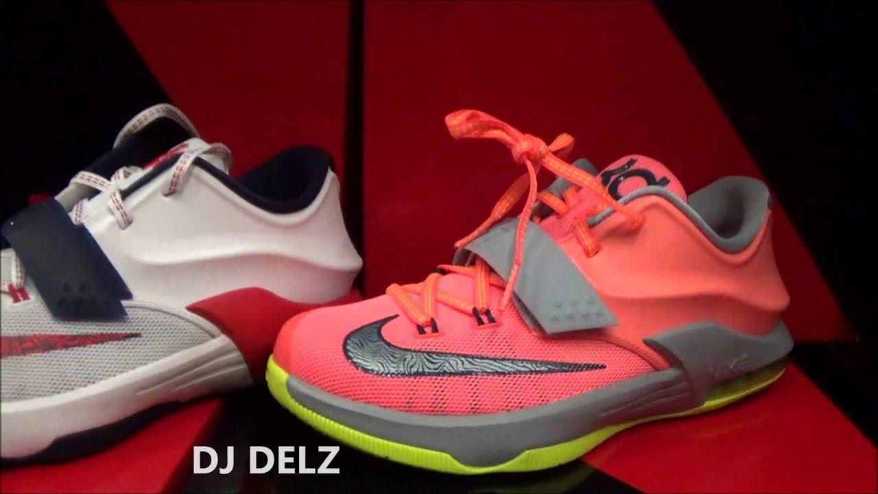 Kd 7 Dmv Nike KD 7 DMV 35K GS S...