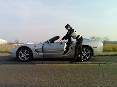Corvette  C5 0-300km/h 0-180mph at 180mph!!!