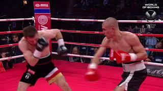 Georgi Chelokhsaev — Evgeny Pavko Highlights | Челохсаев – Павко Хайлайты | Мир бокса