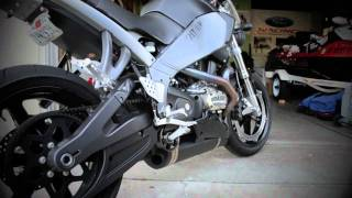 2008 buell lightning xb12ss with special ops exhaust