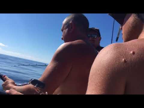 Jeff Birthday Trip July 20, 2018 Fish Monger Point Pleasant  NJ