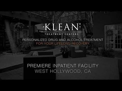 KLEAN Treatment Centers | Inpatient Drug and Alcohol Facility | Los Angeles, CA