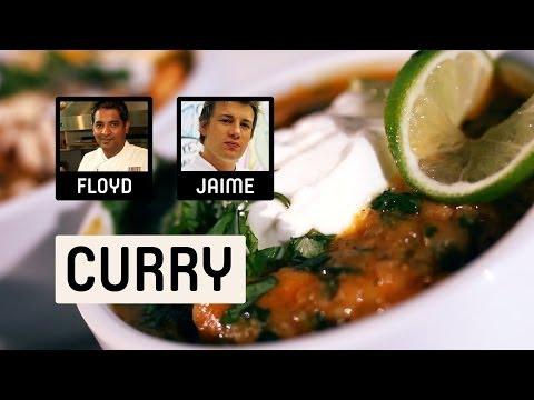 Recipe Wars - Chicken Curry